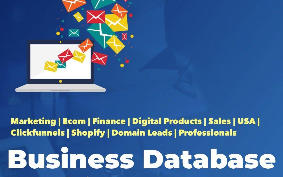 Business Database